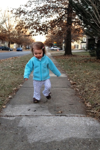sidewalk stompin'