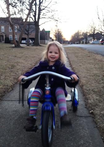 big girl rider
