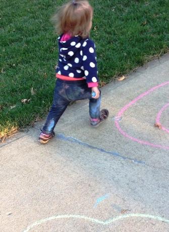 chalk pants