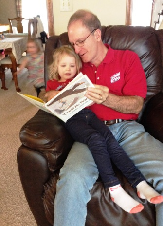 reading with GWB